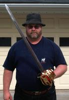 Me with Gifted Sword
