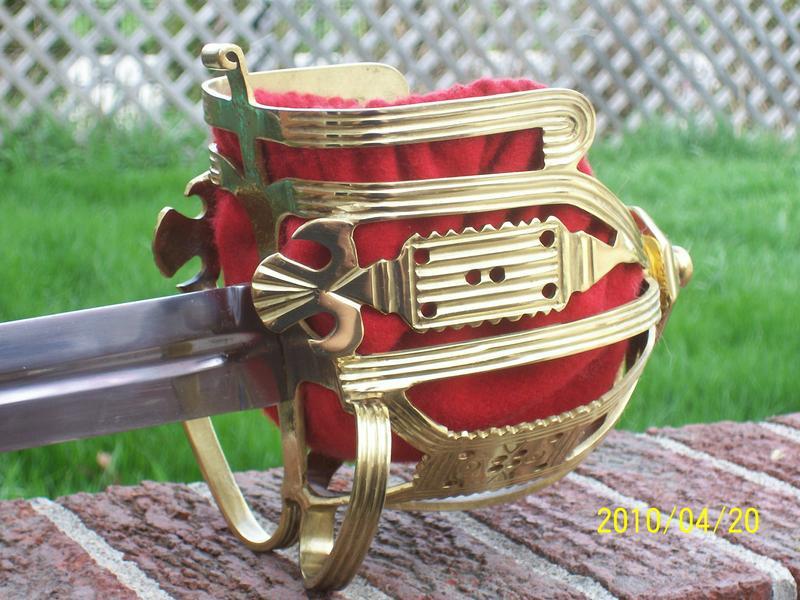Gifted Sword Hilt